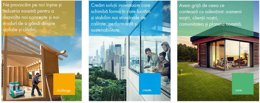 Knauf insulation romania - challange create care